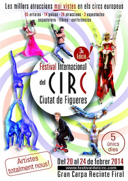 International Circus Festival City of Figueres