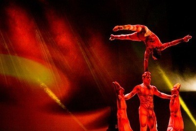 Acrobatic Acts for hire-Circus Agency