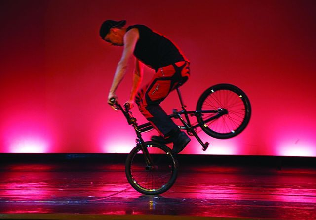 Bike Acts-Circus Artists for hire